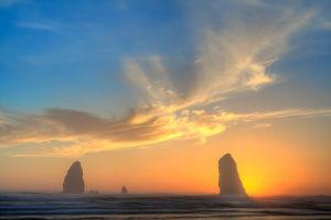 Cannon Beach 2 by alexquick