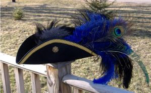 Gold Pirate Tricorn 2 by MistressKristin