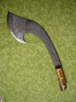 Experimental Hatchet by CuSmith