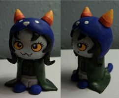 Nepeta Figure by Rainy-bleu