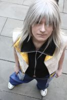 Riku KH2 Cosplay 4 by Kojo-sama