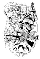 Metal Gear Solid by SergioSandoval