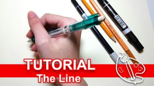 Tutorial: Drawing The Line [April Fools] by sambeawesome