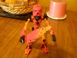 Bionicle the Game: Tahu by Jetstorm-360