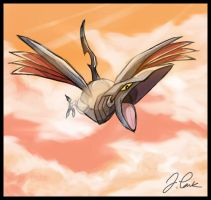 Skarmory by pokemon-master
