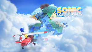 Sonic Lost World ~ Fan-Wallpaper by RealSonicSpeed
