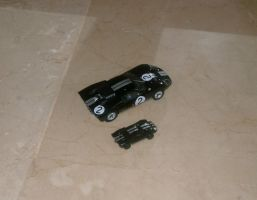 Ford GT 40 MKII by angelneo107