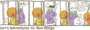 PKMN-C Bee Stings by scilk