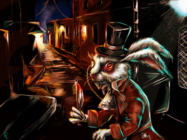 Rabbit the Ripper by Rommeu