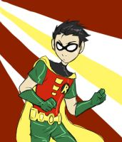 Robin by 10yrsy