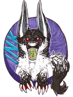 Ink Badge by ZombieMutt13