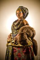 African Queen by PeeAsH