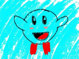Kirby Crayon! by PatrickRGT92