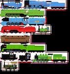 AU - The International Engines by BadCoal1995