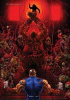 SPLATTERHOUSE pg 2 by LordNetsua