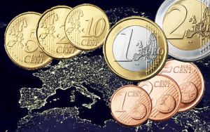 Euro Coins by Anatype