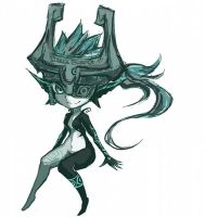 Midna by Nightmaremoon360