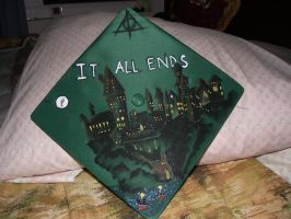 My Graduation Cap by Armadeo