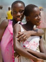 Girls of Cape Coast by PatrickMonnier