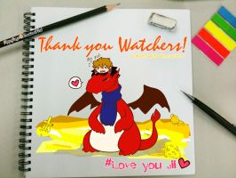 Bilbo Watson Special : Thank you watchers :D by FlippyFaye