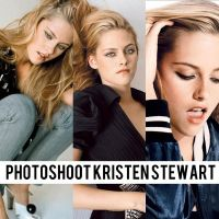Photoshoot Kristen Stewart by Maguibg
