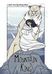 Mountain King Comic Cover by StaceyRobson