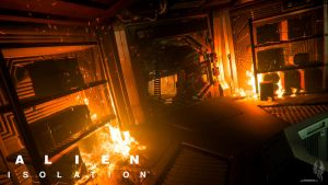 Alien Isolation 160 by PeriodsofLife