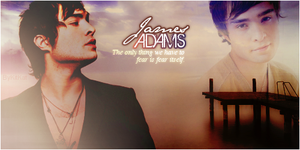 James Adams (With. Ed Westick) by KitKat2604