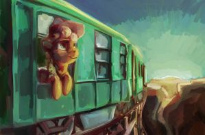 Home Away From Home by sharpieboss