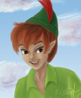 Peter Pan by sisaat