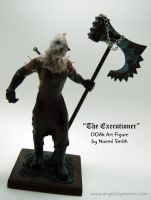 The Executioner OOAK Sculpture by noe6
