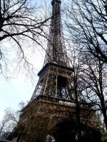 tour eiffel by hmisha