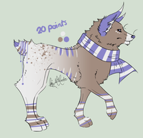 Canine Adoptable 8: CLOSED by MissyAdopts