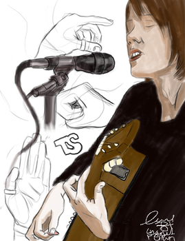 Sara Quin. Work In progress. by FixYouUp