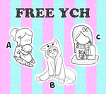 FREE YCH - OPEN by 102vvv