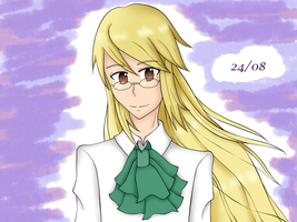 Happy Birthday, Roxis-kun~ by Tochiotome-chan