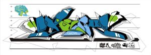 F173 GRAFF by fake173