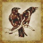 Hugin and Munin by aautio