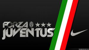 Forza Juventus by beneagle
