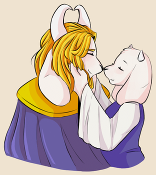 Nose nuzzle champions by Rimoussitta