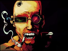 Spider Jerusalem by Nikki-1986