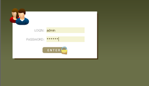icms login page by Fedek6