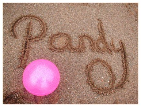 Pandy by name by howlinghorse