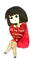 all my heart by oko-san