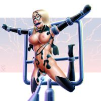 Captive 6 Ms Marvel by TheSaintofpain
