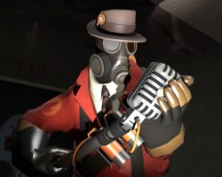 Who say pyro cant sing? by Speavy