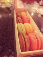 Macarons by HaineXjnh
