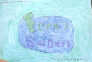 Ferb's Bad Day! cover by PnF-lover56