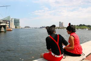 Mice on the Water by UnitedWeCosplay