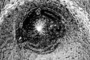 Impact Crater by EarthHart